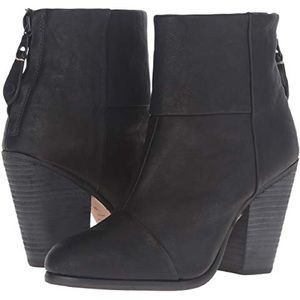 Rag bone Newbury ankle boots 6 US